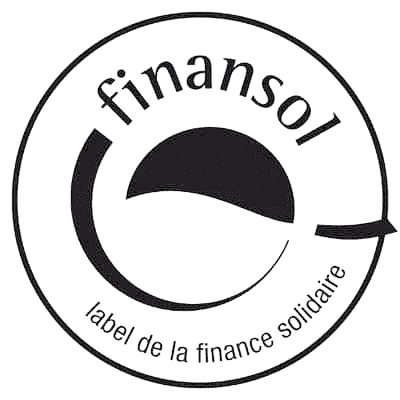 Finansol's logo labelling LITA's electronic investment wallet